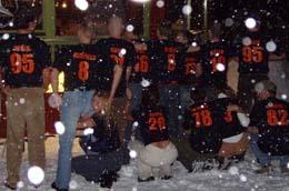 2004 Team building v Peci pod Sněžkou