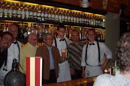 2006 Prezident IBA v Bugsy's baru