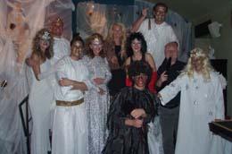 2008 Silvestr Nebeská párty